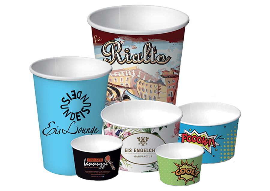 ice cream personalised cup